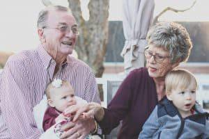 Direito da avó sobre os netos