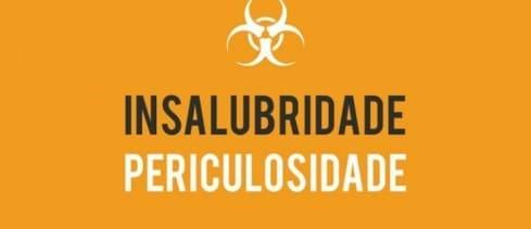 Adicionais de periculosidade e insalubridade