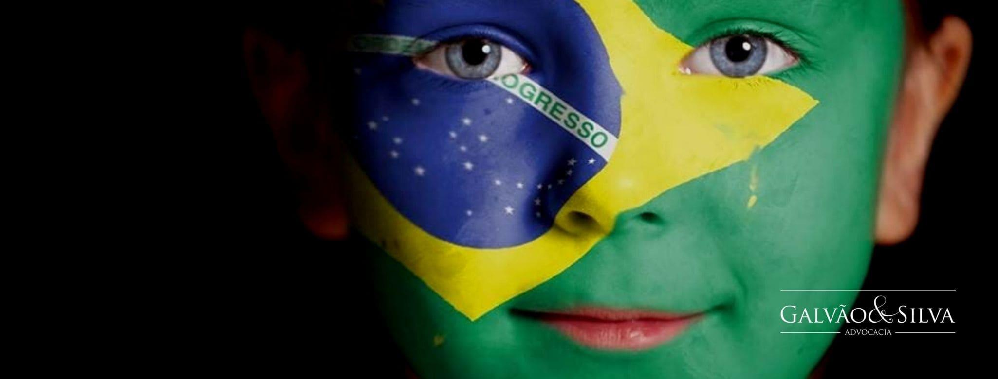 Quais são as formas de adquirir a Nacionalidade Brasileira?