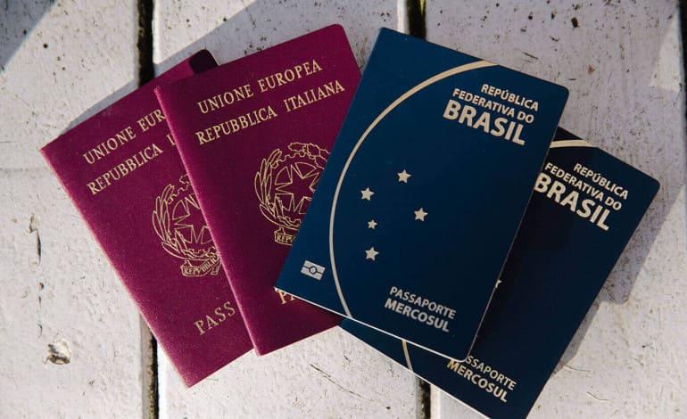 Artigo 'Direito ao reconhecimento da Cidadania Italiana'