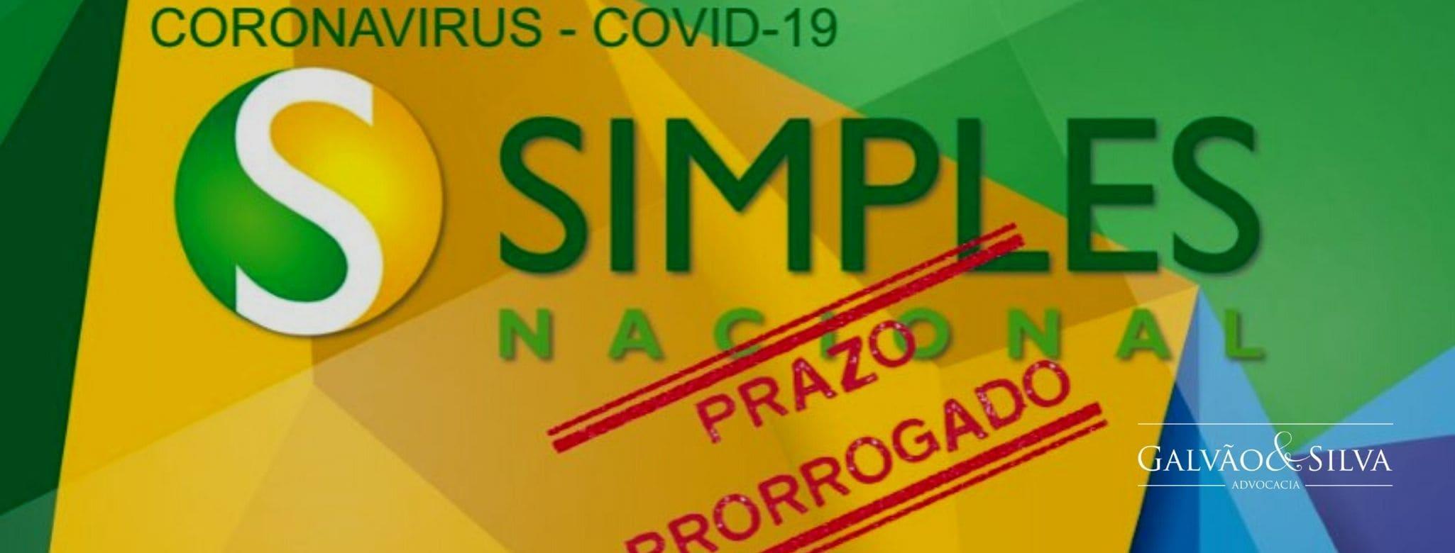 Simples Nacional: Prazo para pagamento foi prorrogado