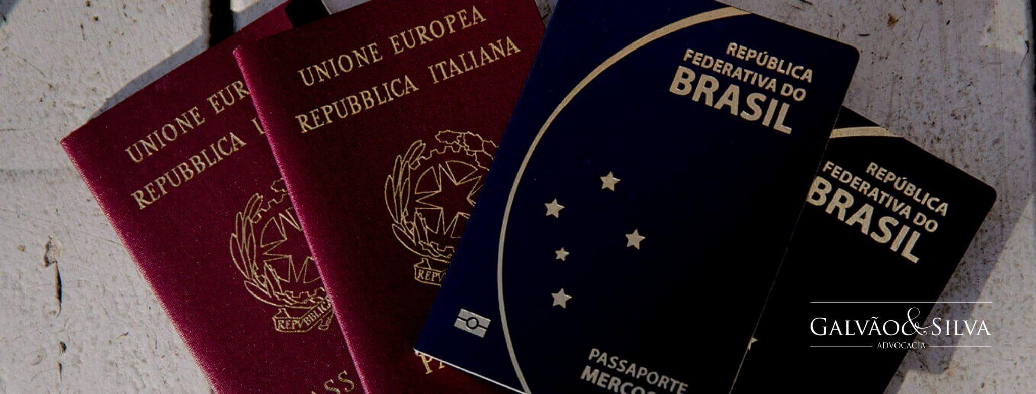 Direito ao reconhecimento da Cidadania Italiana