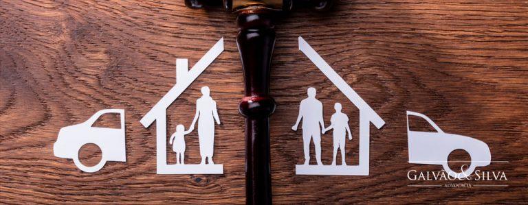 Artigo 'Divórcio com partilha de bens'