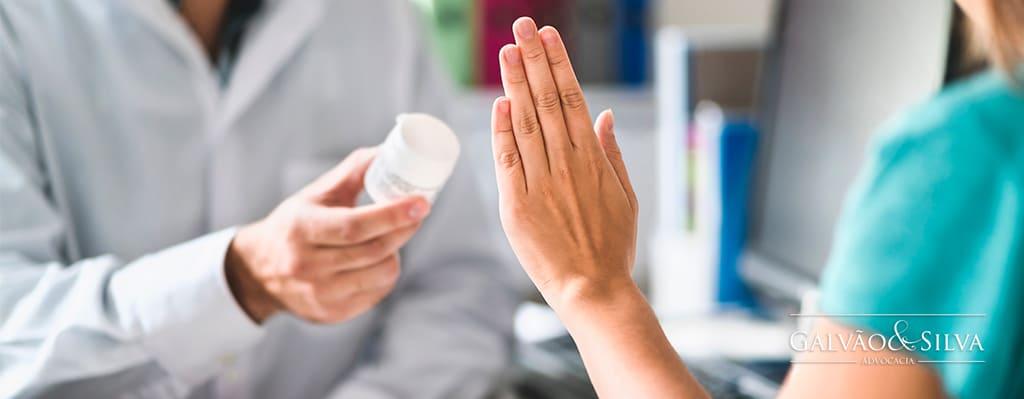 Negativa de medicamento de alto custo é errado!